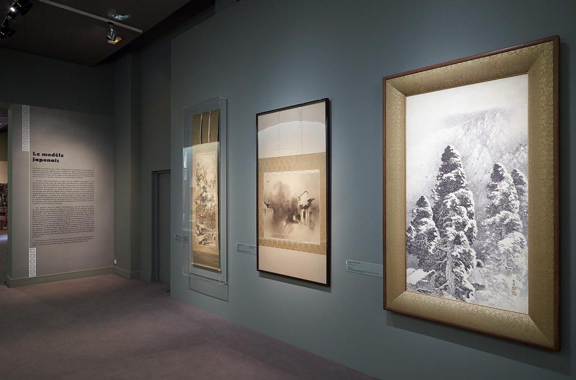 Musée Cernushi-exposition'Ecole de Lingnan'-11
