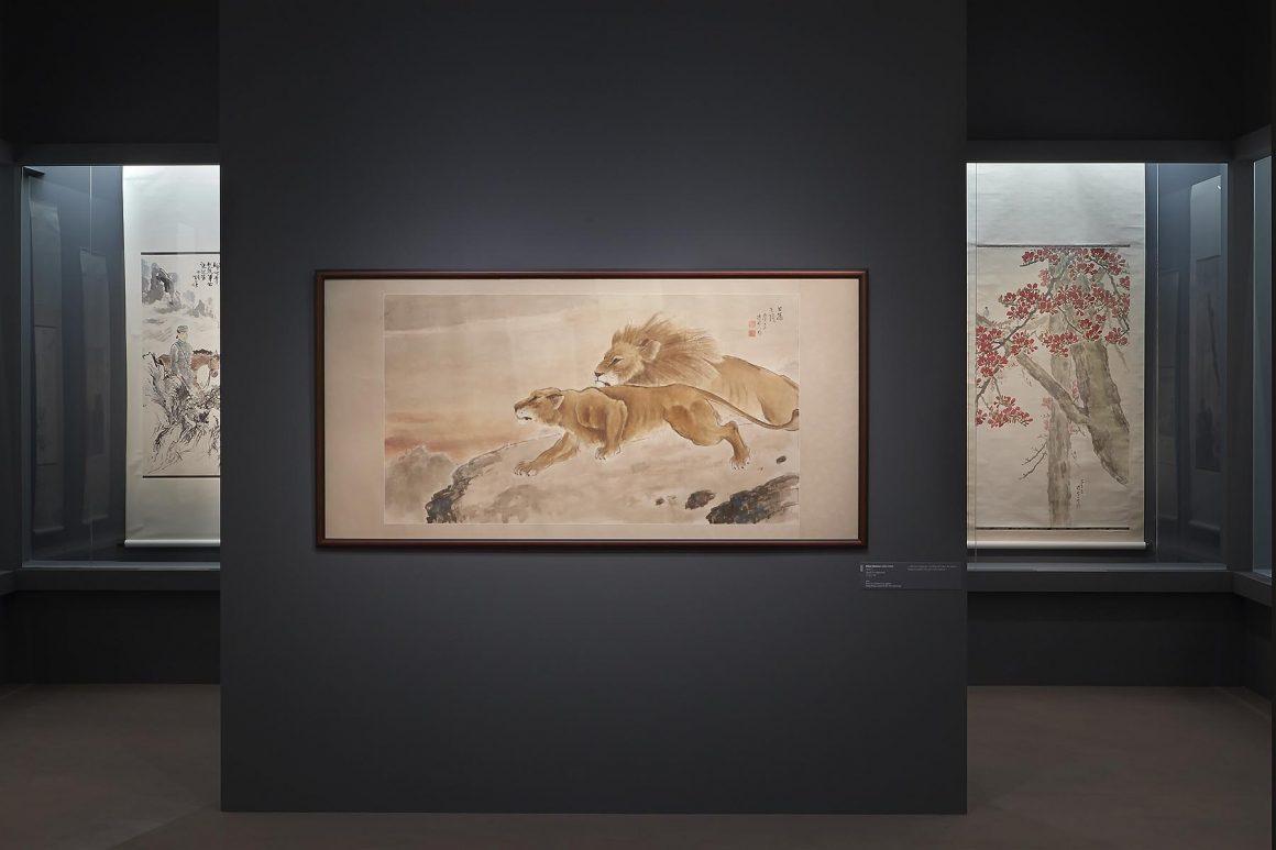 Musée Cernushi-exposition'Ecole de Lingnan'-19